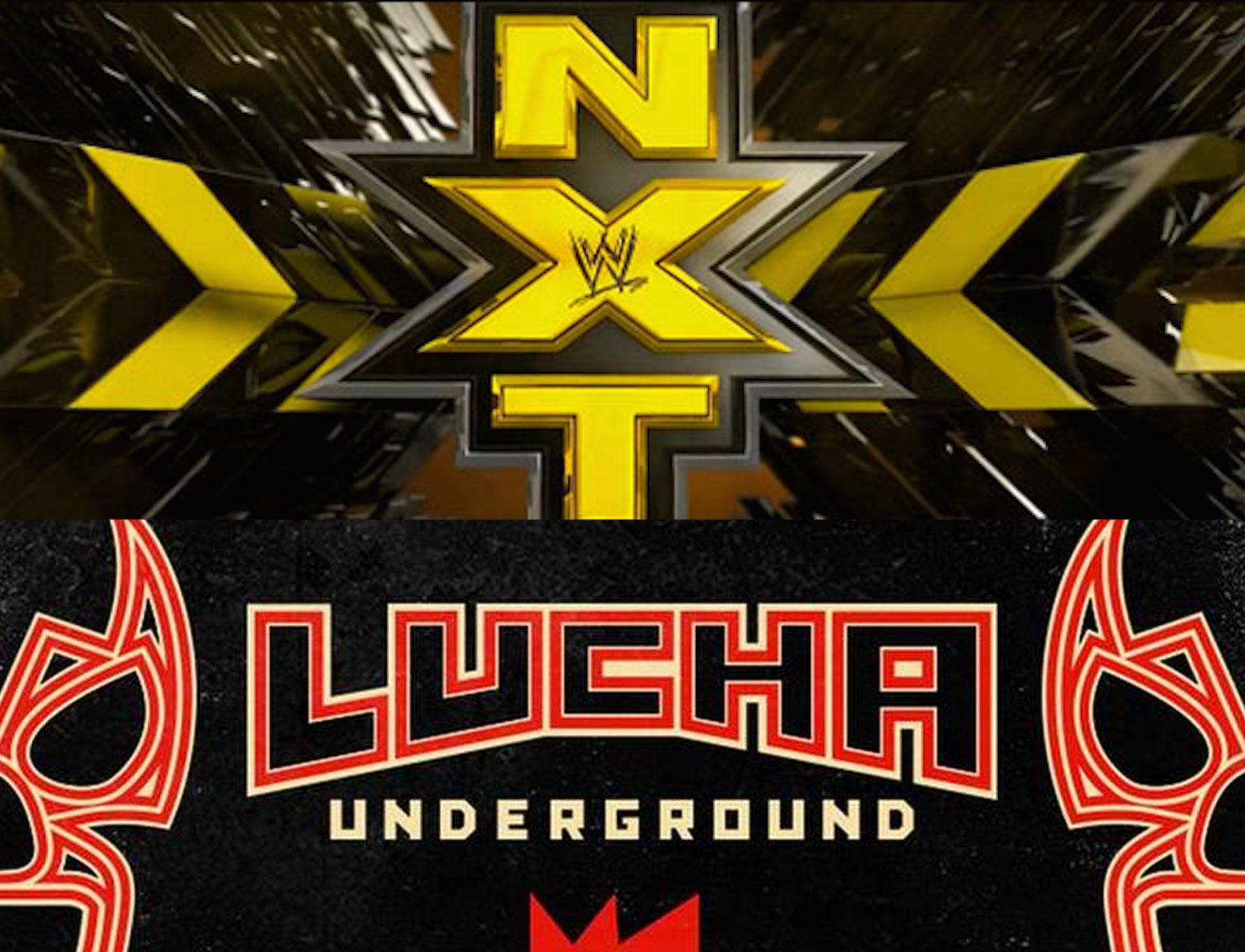 Lucha Undergound and NXT