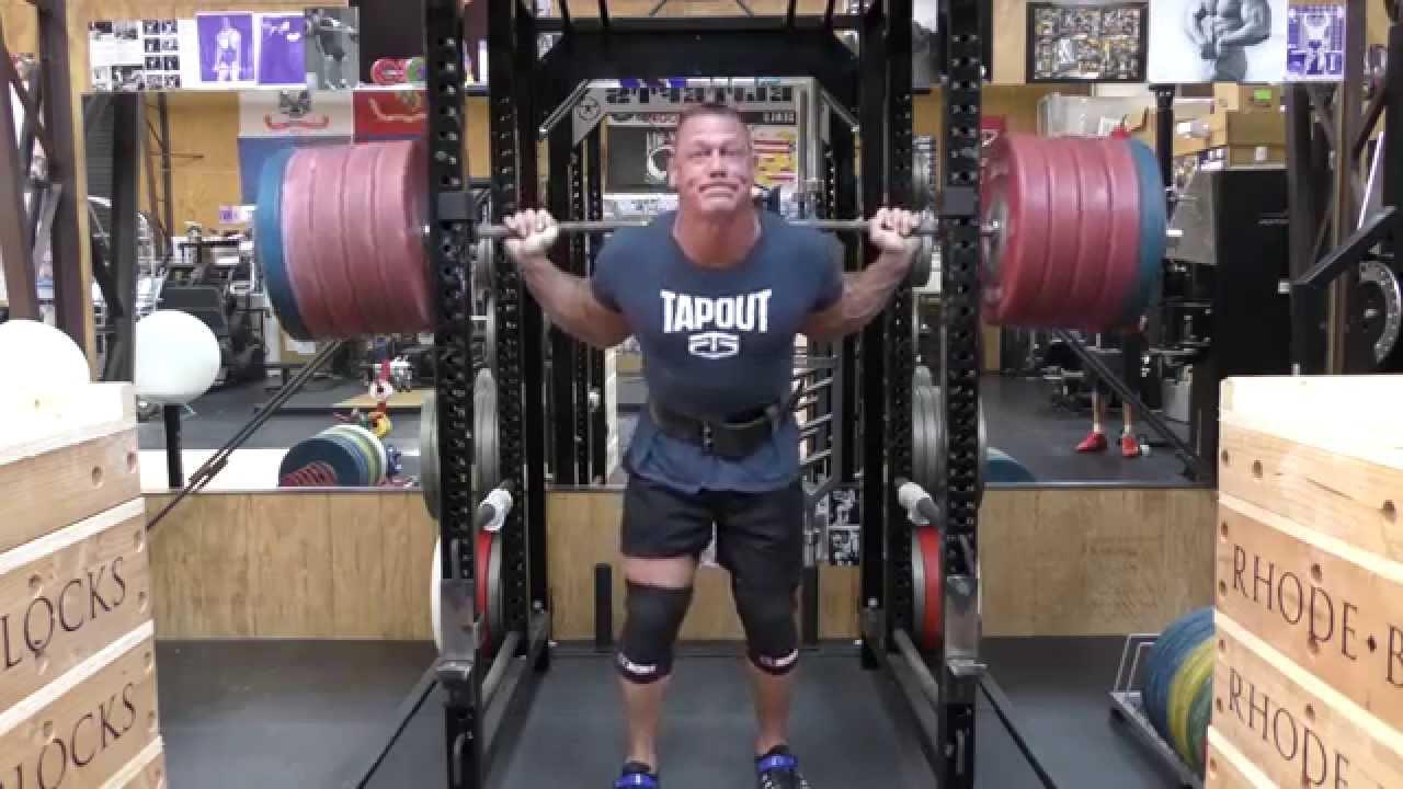 John cena return to revolutionize wwe wrestling mayhem show - John cena gym image ...